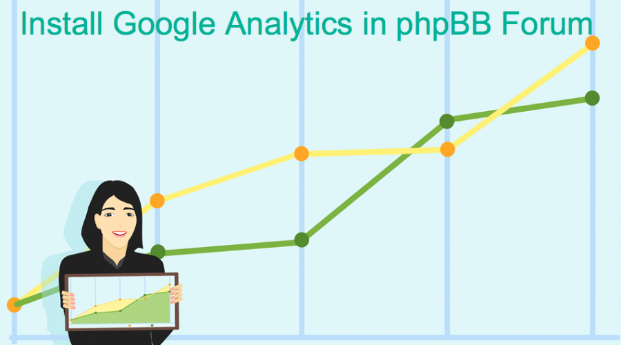 How to Install Google Analytics in phpBB Forum?