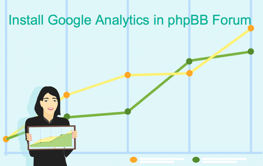 Install Google Analytics in phpBB Forum