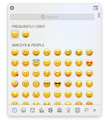 How to insert smiley in wordpress
