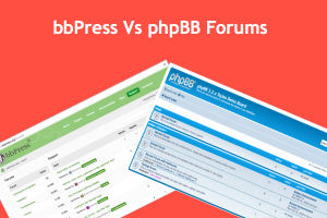 bbPress Vs phpBB Forums