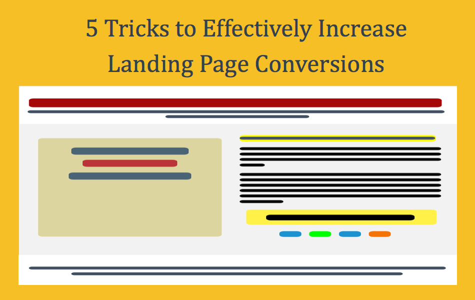 5 Tricks to Effectively Increase Landing Page Conversion