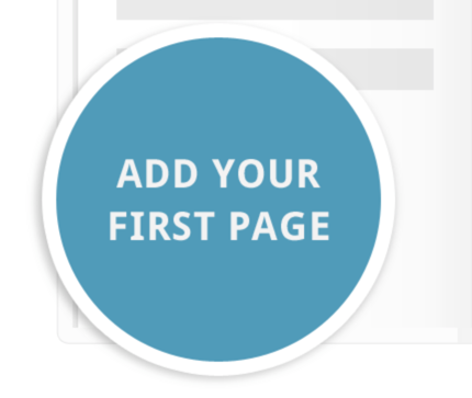 Add First Page