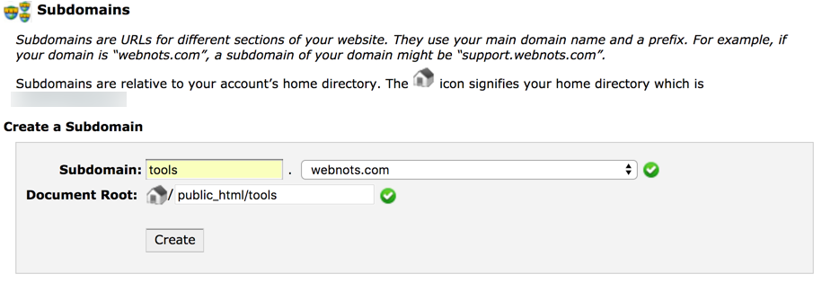 How to Create Subdomain and Setup SSL in cPanel? » WebNots