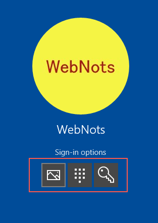 Use Other Sign-in Options