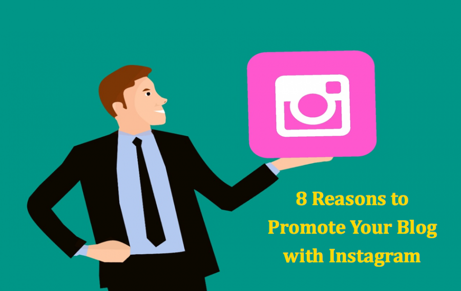 8 Reasons to Promote Your Blog with Instagram