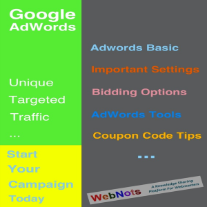 Google AdWords Guide for Beginners