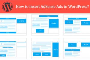 How to Insert AdSense Ads in WordPress?