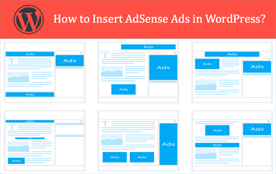 How to Insert AdSense Ads in WordPress?