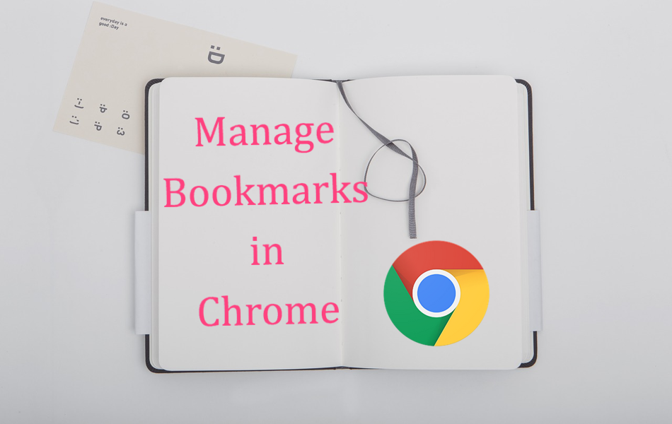 Delete Bookmarks in Chrome