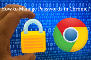 How to Manage Passwords in Google Chrome?