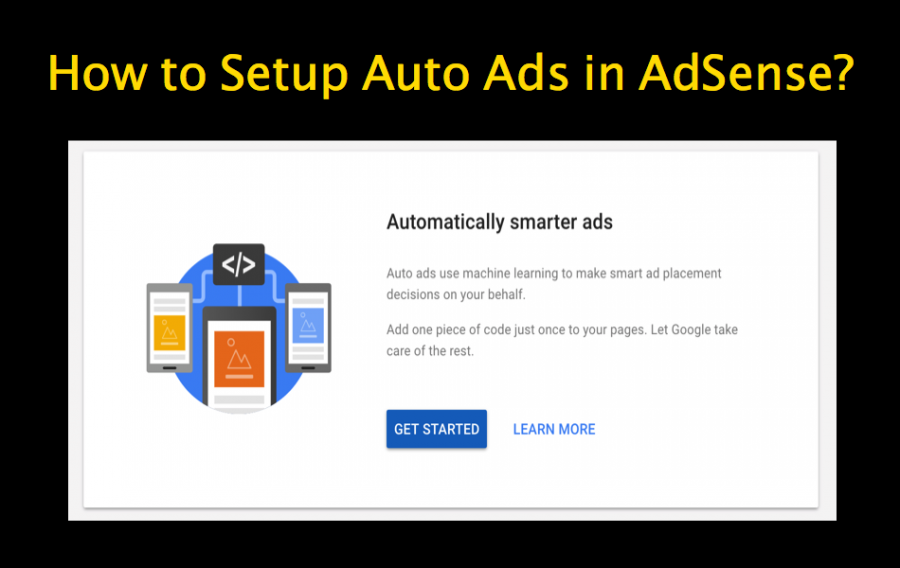 How to Setup Auto Ads in Google AdSense?