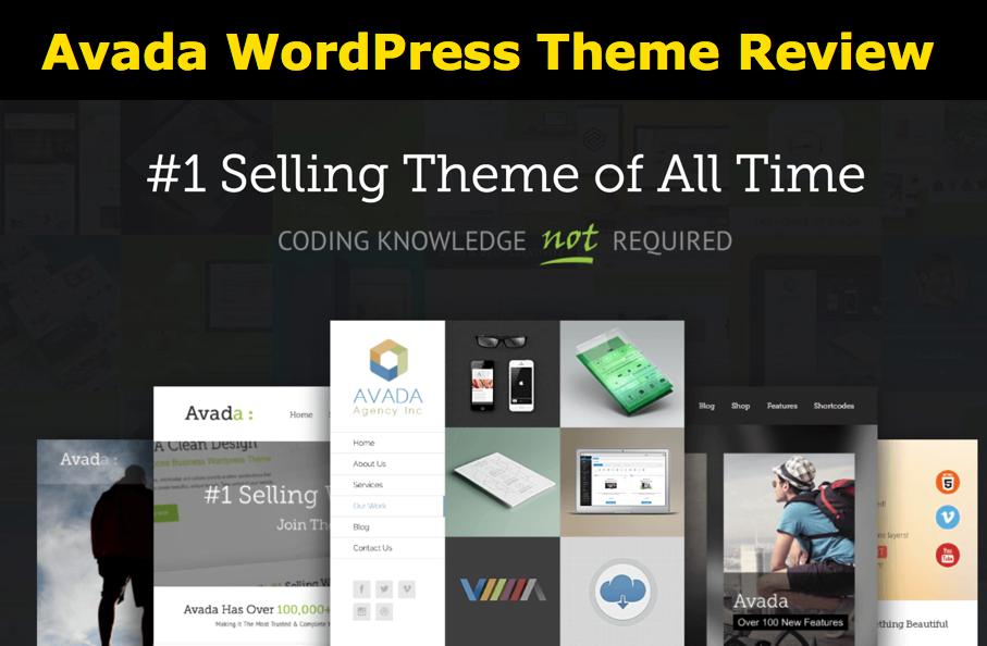 Avada WordPress Theme Review