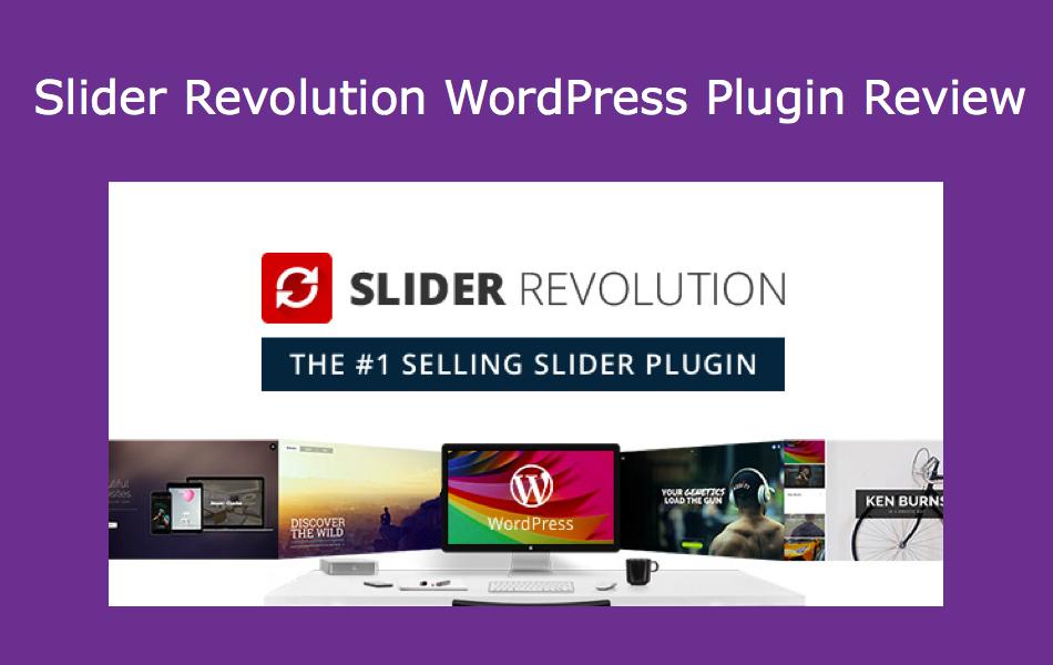 Slider Revolution WordPress Plugin Review