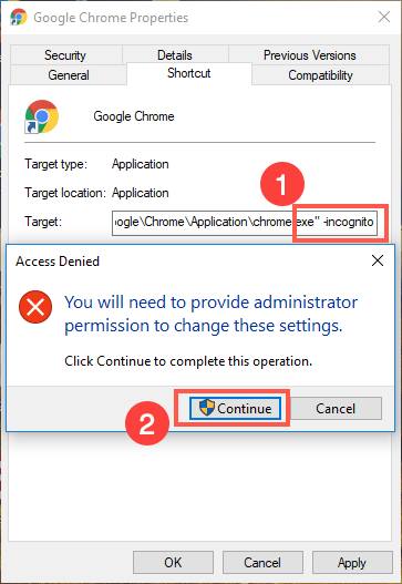 Best Cris — How To Make Google Chrome Incognito My Default
