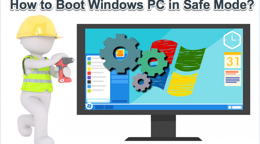 How to Boot Windows PC in Safe Mode?