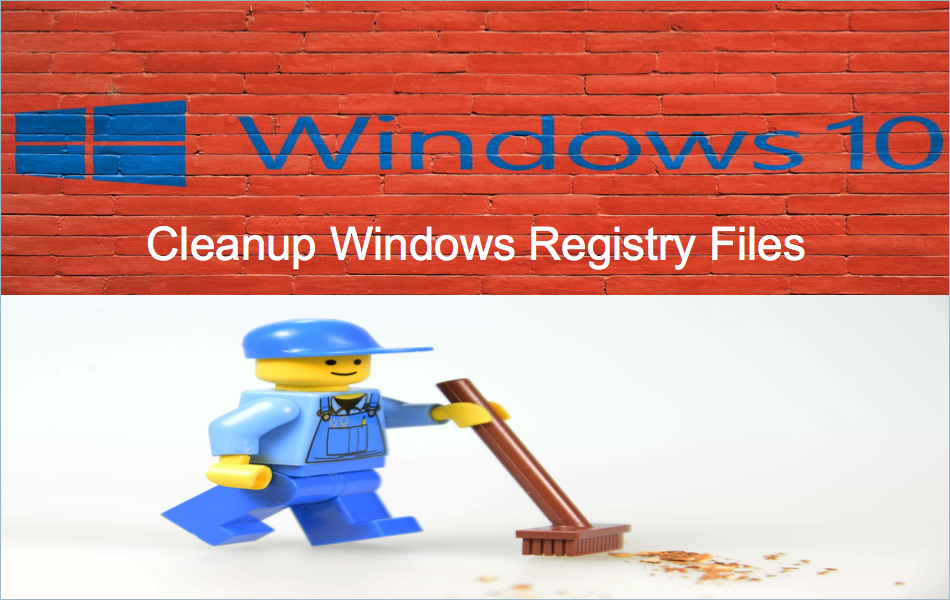 How to Clean Windows 10 Registry Entries?