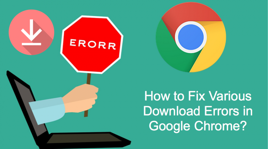 How to Fix Download Errors in Google Chrome?