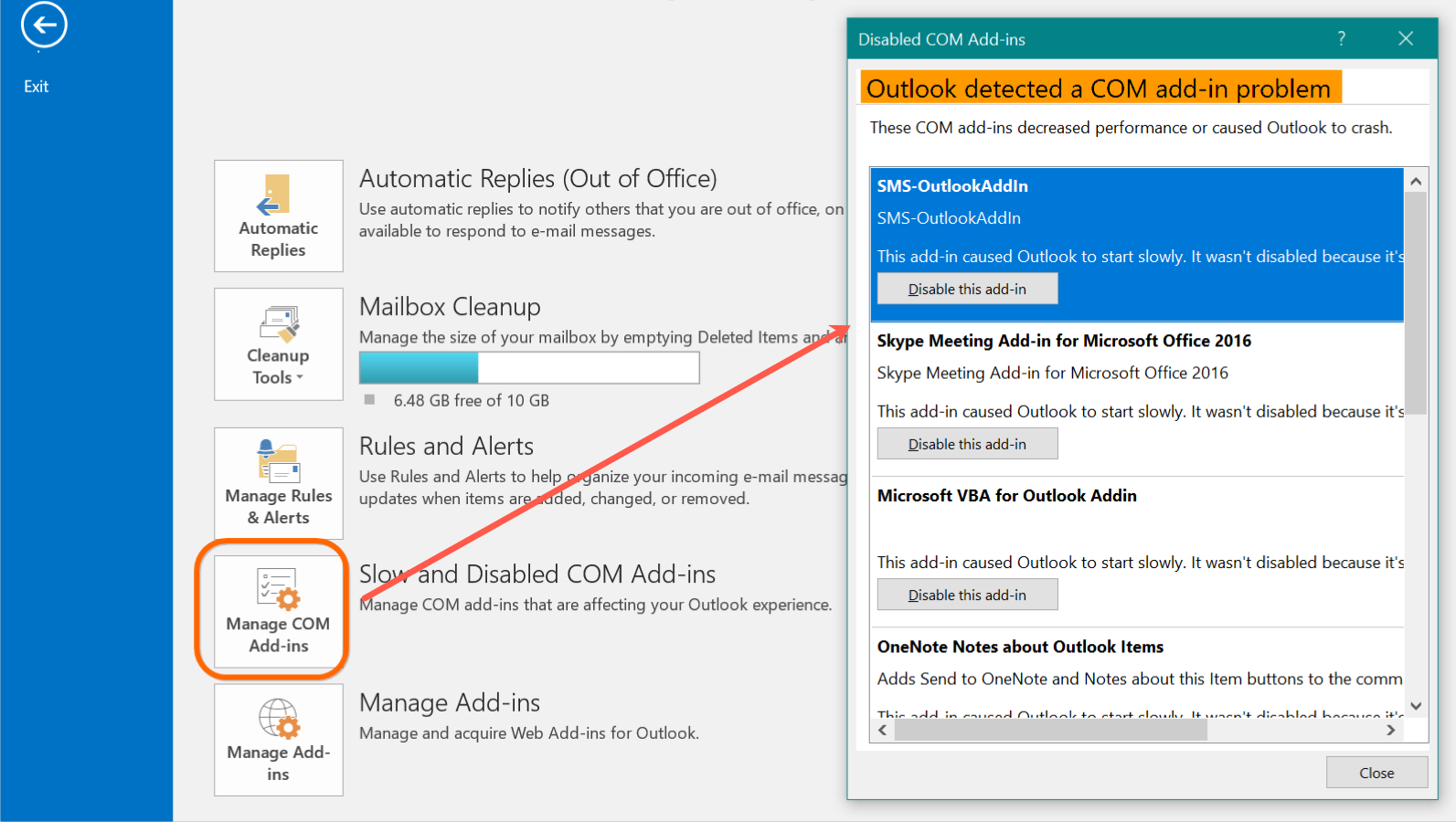 Fix Microsoft Outlook Slow Loading Issue » WebNots