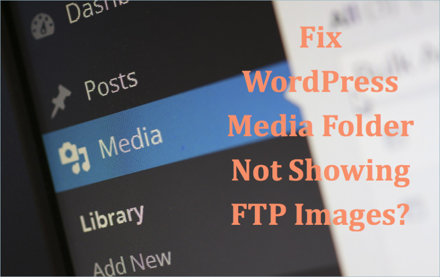 Fix FTP Images Not Showing in WordPress Media Library