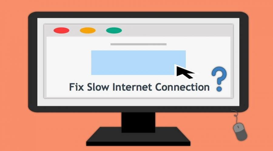 Fix Slow Internet Connection and Speedup Browsing in Windows 10