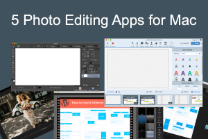 5 Photo Editing Apps for Mac
