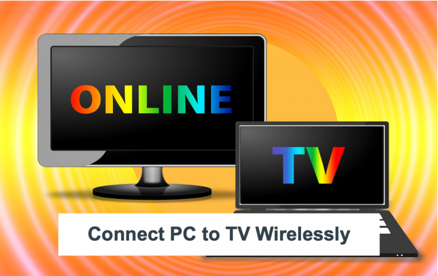 Connect PC to TV Wirelessly