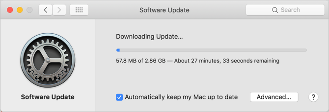 Downloading Software Updates