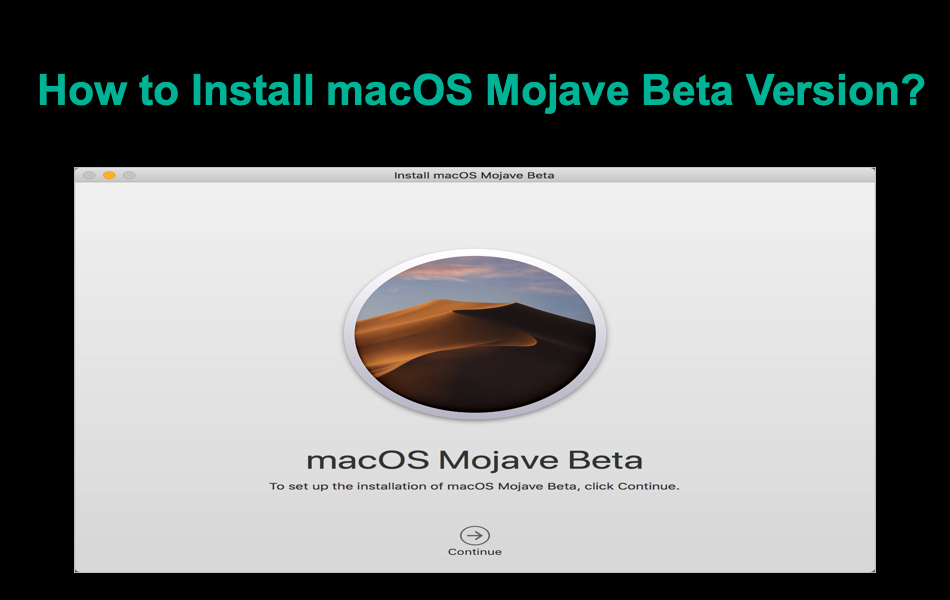 How to Install macOS Mojave Beta Version?