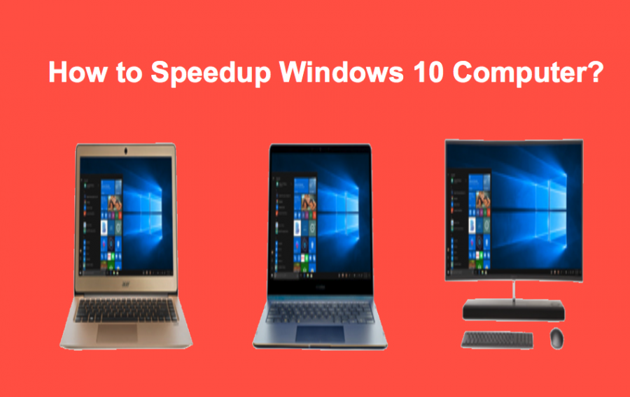 10 Ways to Fix Slow Windows 10 and Speed Up Your Computer