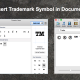 5 Ways to Insert Trademark Symbol in Documents