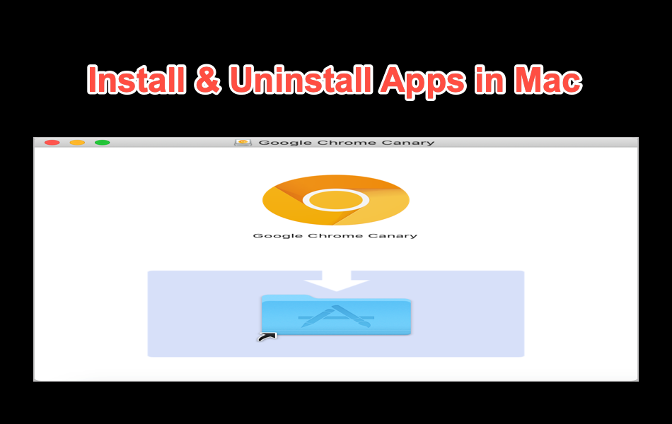 How to Install and Uninstall Apps in Mac?