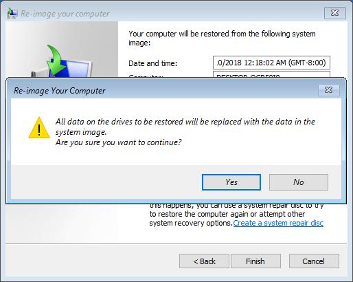 Re-imaging Computer