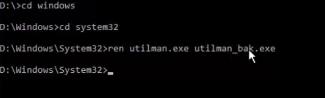 Renaming Utility Manager