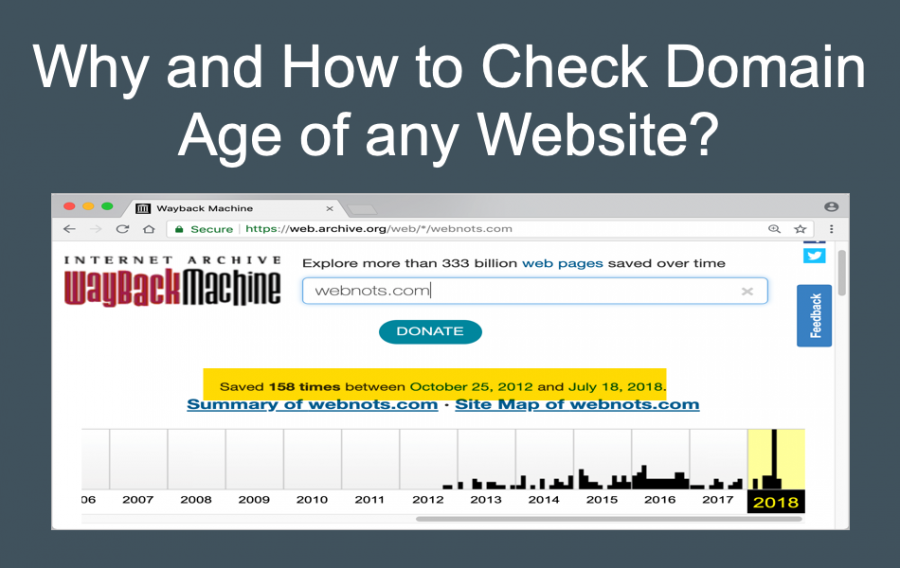 3 Ways to Check Domain Age of Any Website
