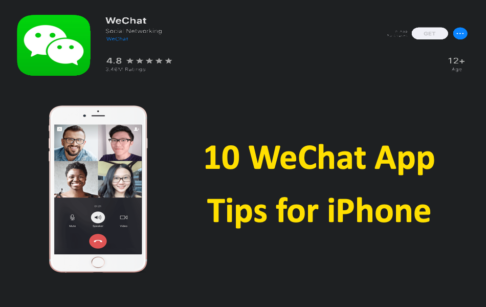 10 WeChat iPhone App Tips for Foreigners