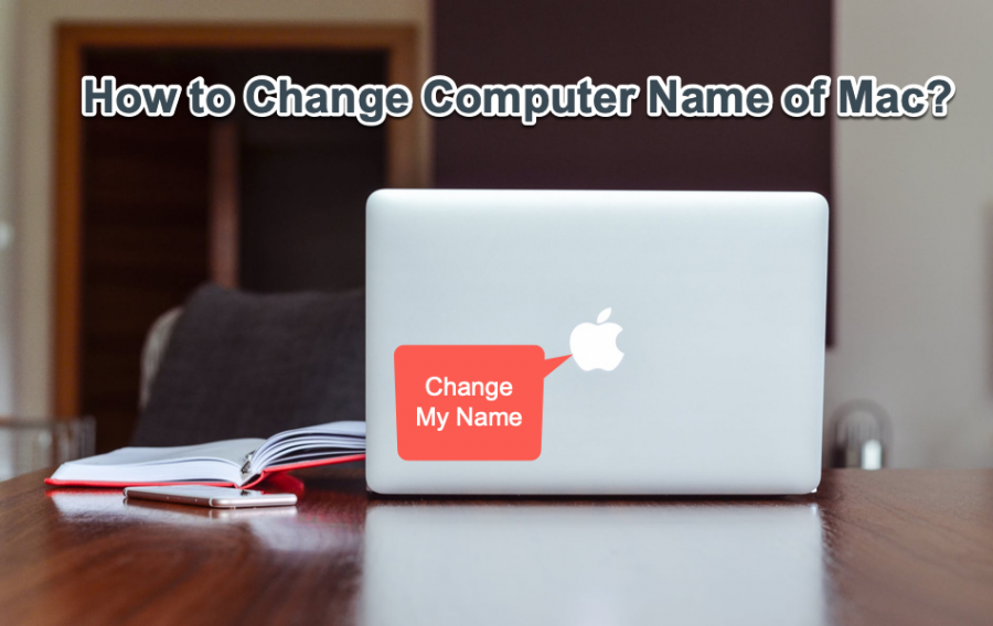 How to Change Computer Name of Mac?