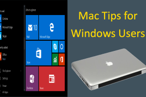 Mac Tips for Windows Users