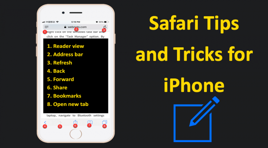 16 Safari Tips for iPhone