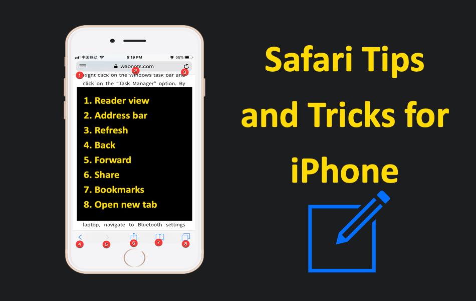 16 Safari Tips for iPhone