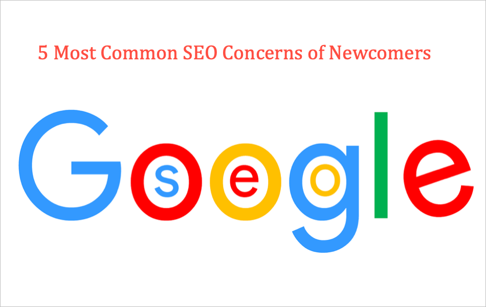5 Most Common SEO Concerns of Newcomers