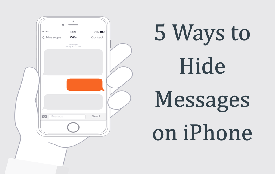 5 Ways to Hide Message Notifications on iPhone