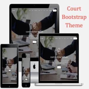 Court Bootstrap Theme