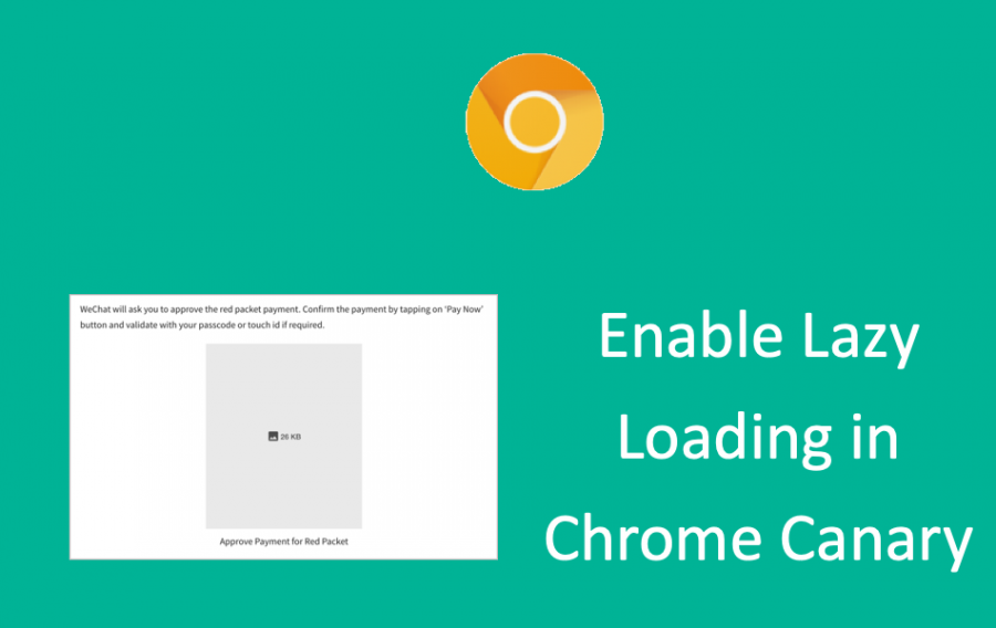 How to Enable Image Lazy Loading in Google Chrome?