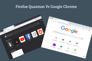 Firefox Quantum vs Google Chrome