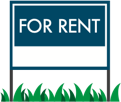 For Rent Blue