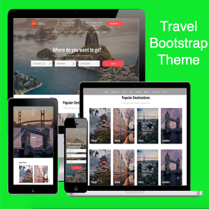 Travel Bootstrap Theme
