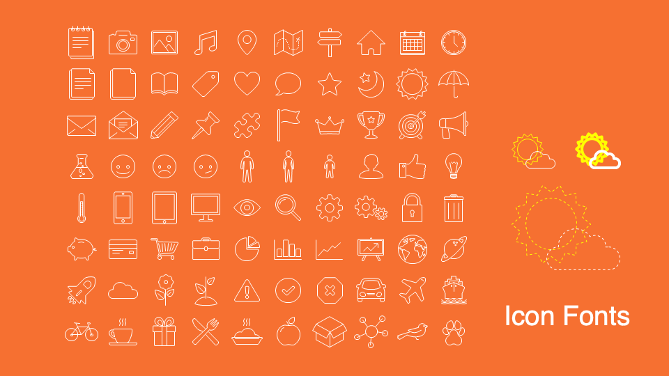 Using Custom Icons in PowerPoint