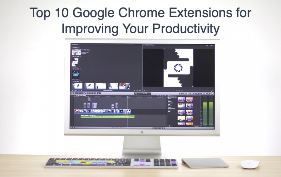 Google Chrome Extensions for Productivity