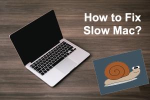 How to Fix Slow Mac?