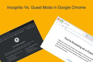 Incognito Vs Guest Mode in Google Chrome